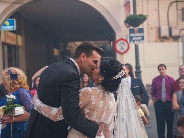 La boda de Sergio y Ana María en Mislata, Valencia 39