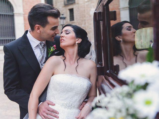 La boda de Sergio y Ana María en Mislata, Valencia 41