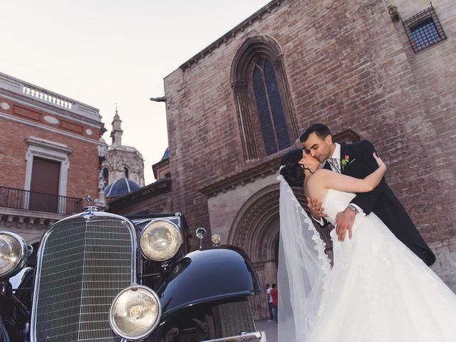 La boda de Sergio y Ana María en Mislata, Valencia 42