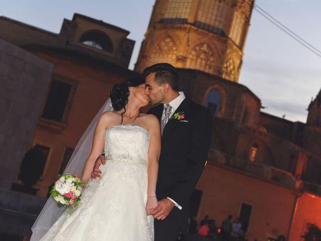 La boda de Sergio y Ana María en Mislata, Valencia 43