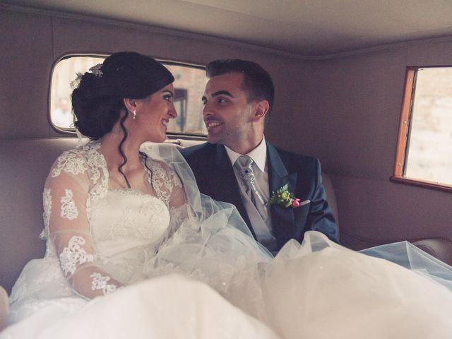 La boda de Sergio y Ana María en Mislata, Valencia 45