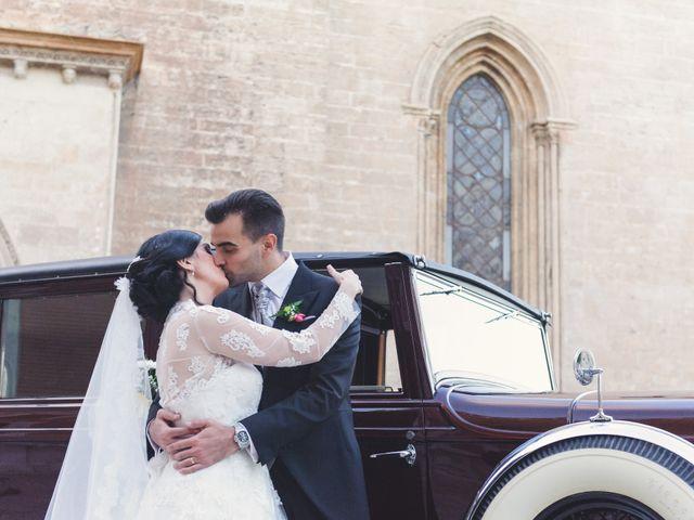 La boda de Sergio y Ana María en Mislata, Valencia 47