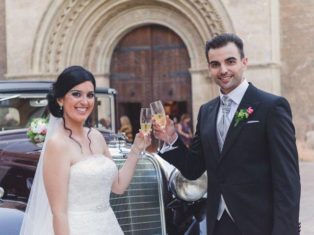 La boda de Sergio y Ana María en Mislata, Valencia 48