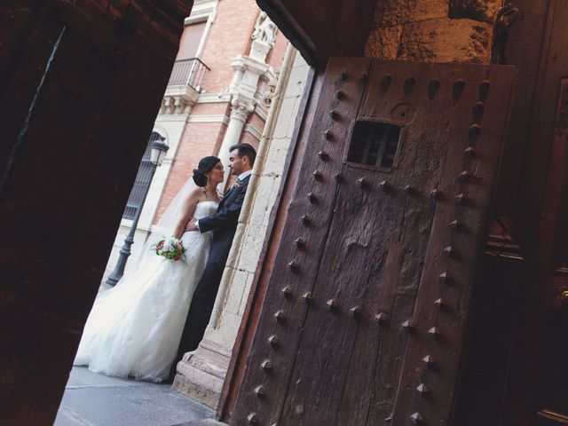 La boda de Sergio y Ana María en Mislata, Valencia 49