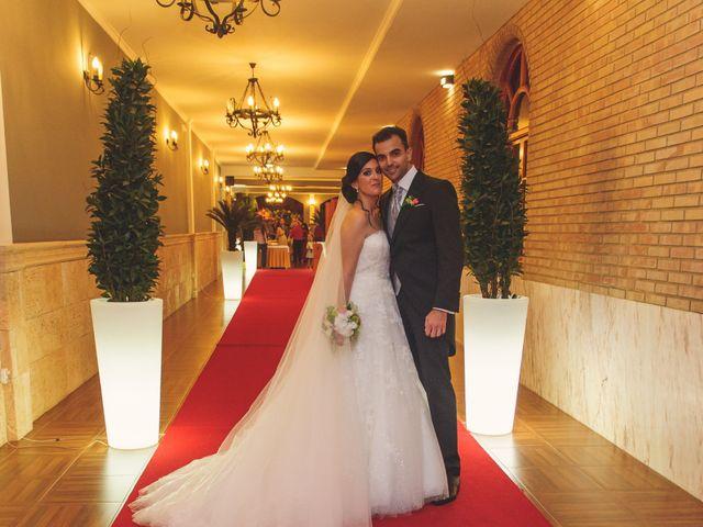 La boda de Sergio y Ana María en Mislata, Valencia 50