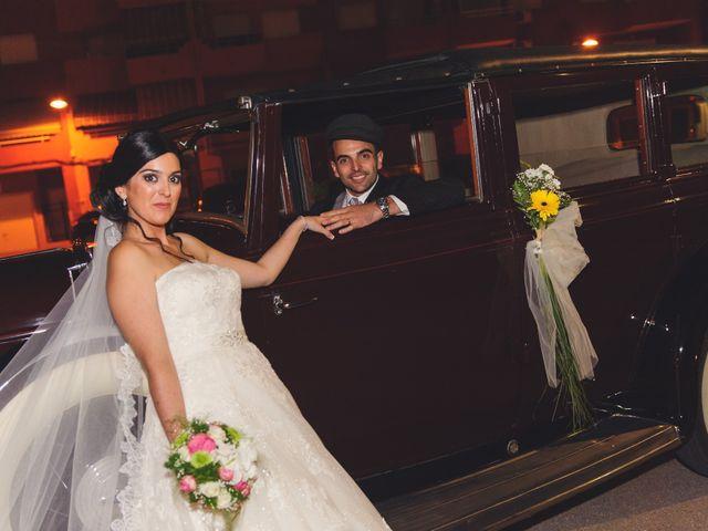 La boda de Sergio y Ana María en Mislata, Valencia 54