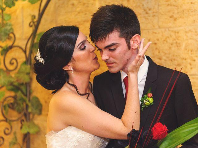 La boda de Sergio y Ana María en Mislata, Valencia 58