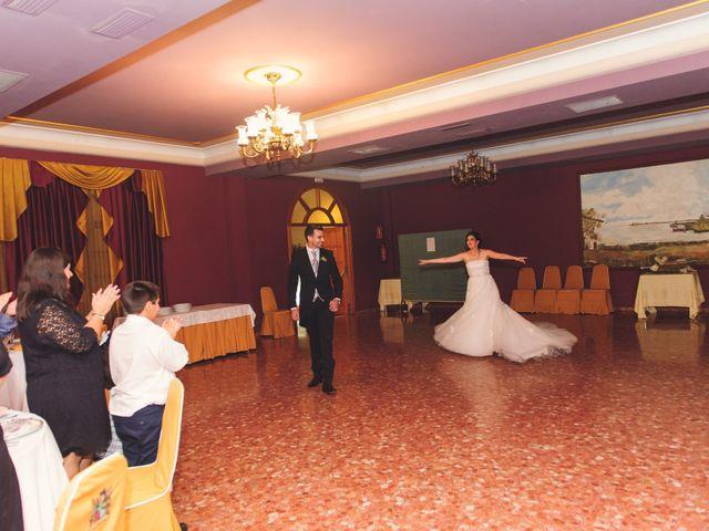 La boda de Sergio y Ana María en Mislata, Valencia 60