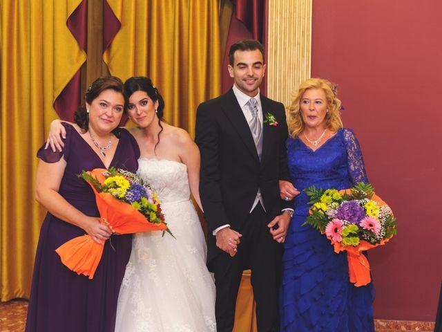La boda de Sergio y Ana María en Mislata, Valencia 64