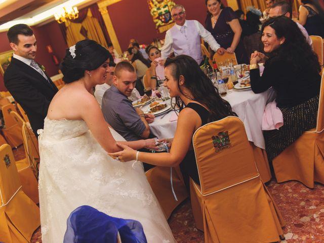 La boda de Sergio y Ana María en Mislata, Valencia 65