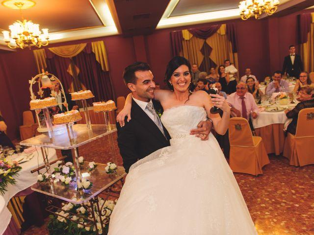 La boda de Sergio y Ana María en Mislata, Valencia 69