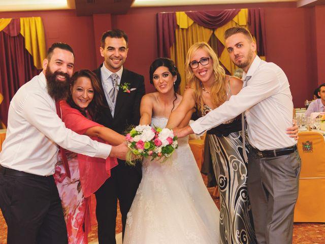La boda de Sergio y Ana María en Mislata, Valencia 72