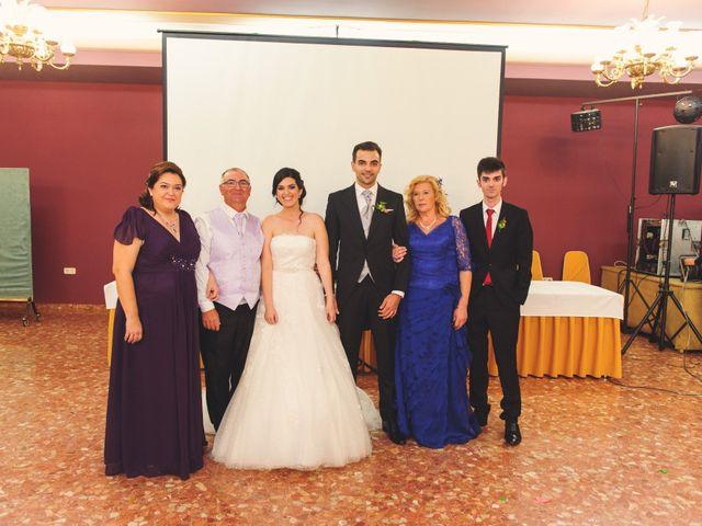 La boda de Sergio y Ana María en Mislata, Valencia 74