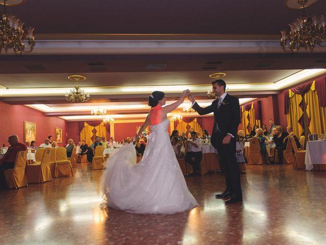 La boda de Sergio y Ana María en Mislata, Valencia 76