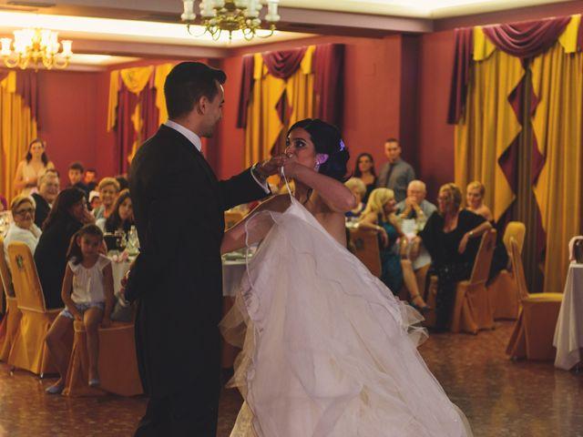 La boda de Sergio y Ana María en Mislata, Valencia 77