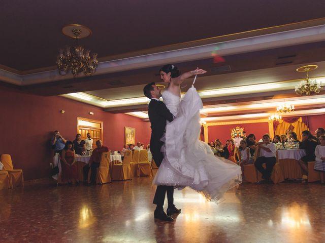 La boda de Sergio y Ana María en Mislata, Valencia 79