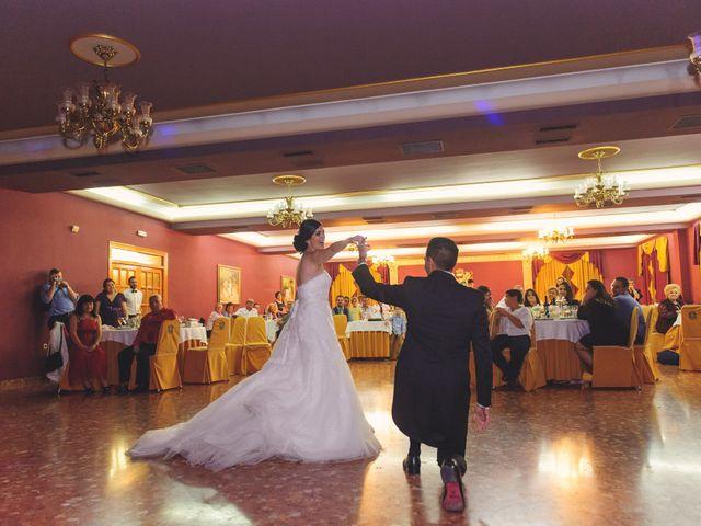 La boda de Sergio y Ana María en Mislata, Valencia 80