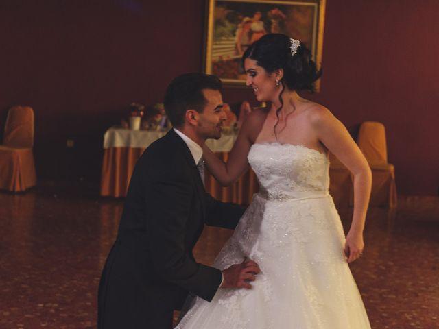 La boda de Sergio y Ana María en Mislata, Valencia 81