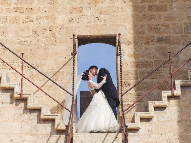 La boda de Sergio y Ana María en Mislata, Valencia 87