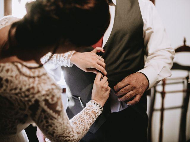 La boda de Aingeru y Laura en Quejana, Álava 12