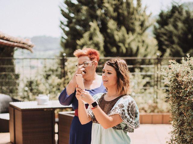 La boda de Aingeru y Laura en Quejana, Álava 16