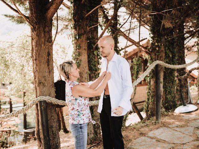 La boda de Aingeru y Laura en Quejana, Álava 18