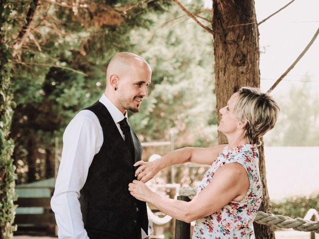 La boda de Aingeru y Laura en Quejana, Álava 21