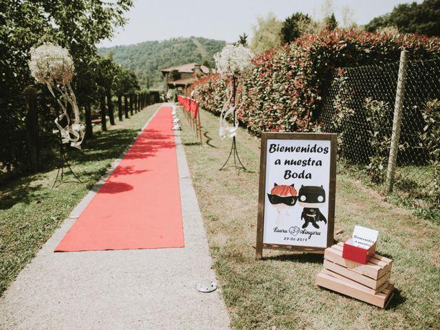 La boda de Aingeru y Laura en Quejana, Álava 25