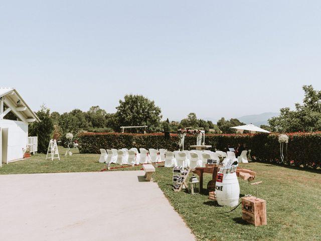 La boda de Aingeru y Laura en Quejana, Álava 29