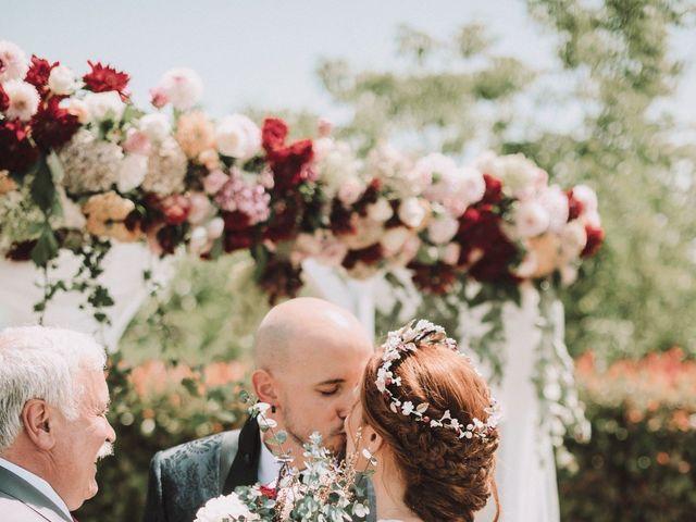 La boda de Aingeru y Laura en Quejana, Álava 37