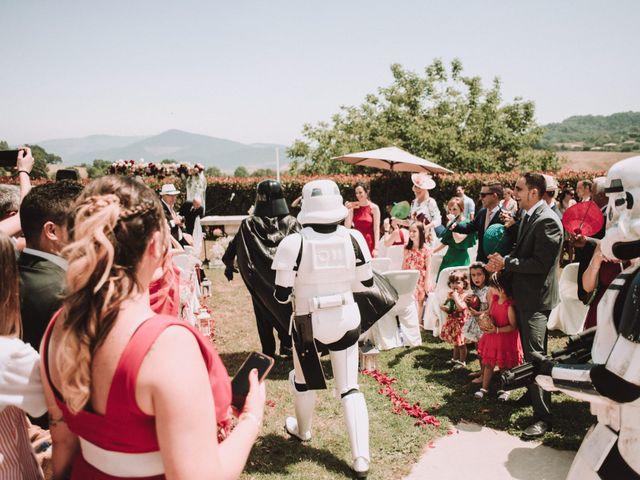 La boda de Aingeru y Laura en Quejana, Álava 40