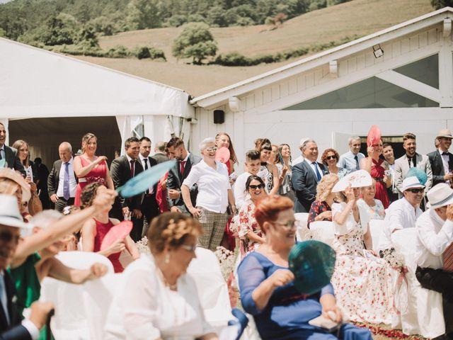 La boda de Aingeru y Laura en Quejana, Álava 45