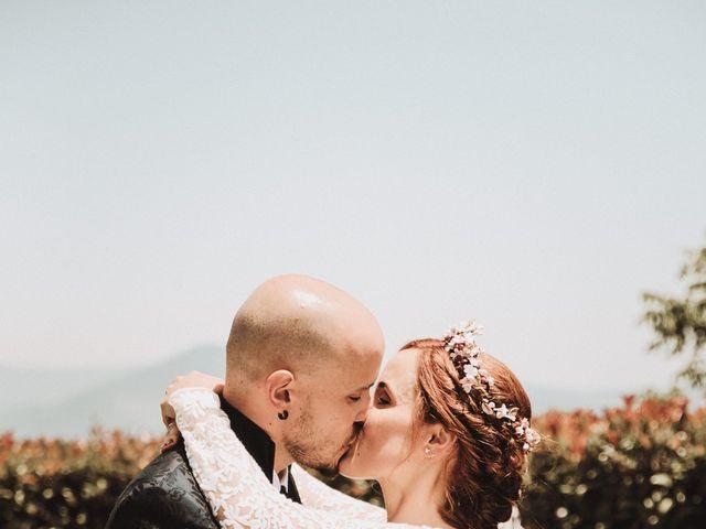 La boda de Aingeru y Laura en Quejana, Álava 50