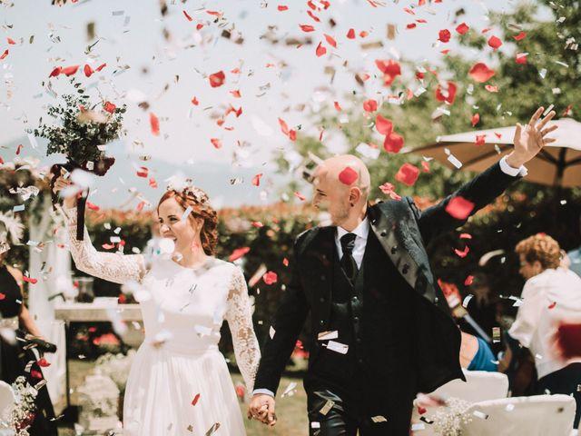 La boda de Laura y Aingeru