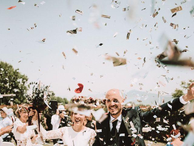 La boda de Aingeru y Laura en Quejana, Álava 51