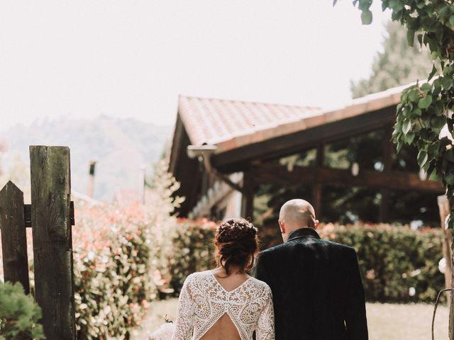 La boda de Aingeru y Laura en Quejana, Álava 53