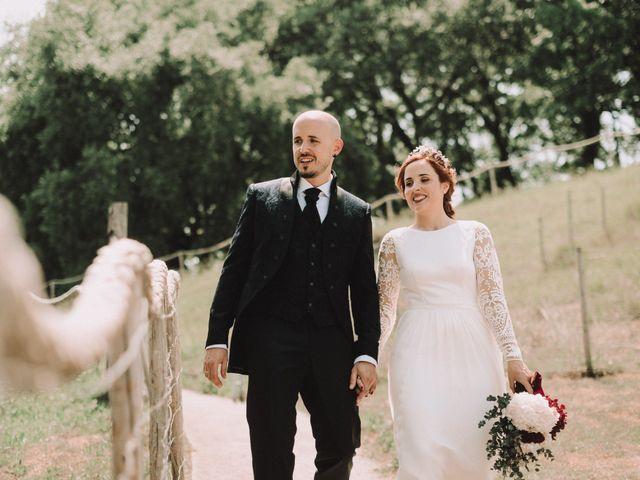 La boda de Aingeru y Laura en Quejana, Álava 56
