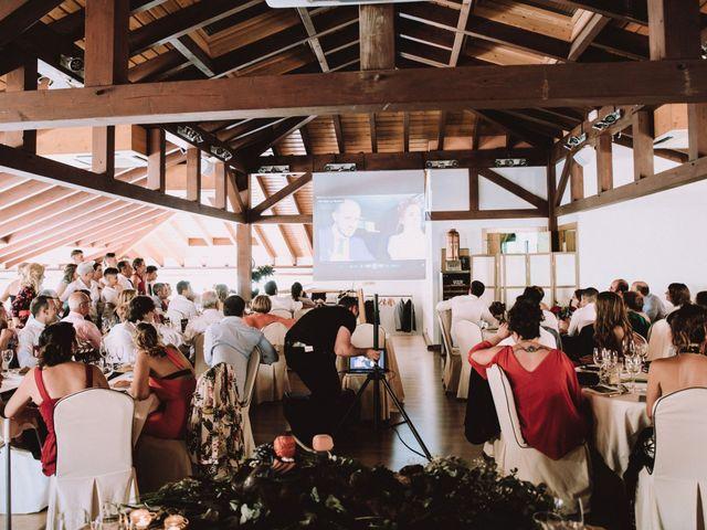 La boda de Aingeru y Laura en Quejana, Álava 57