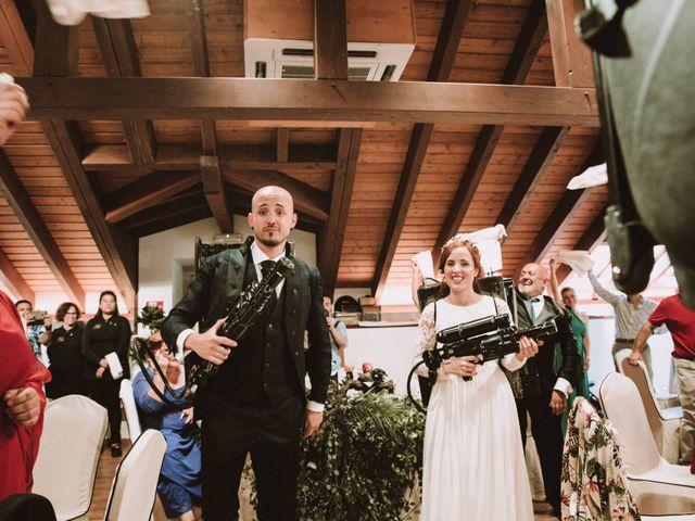 La boda de Aingeru y Laura en Quejana, Álava 59