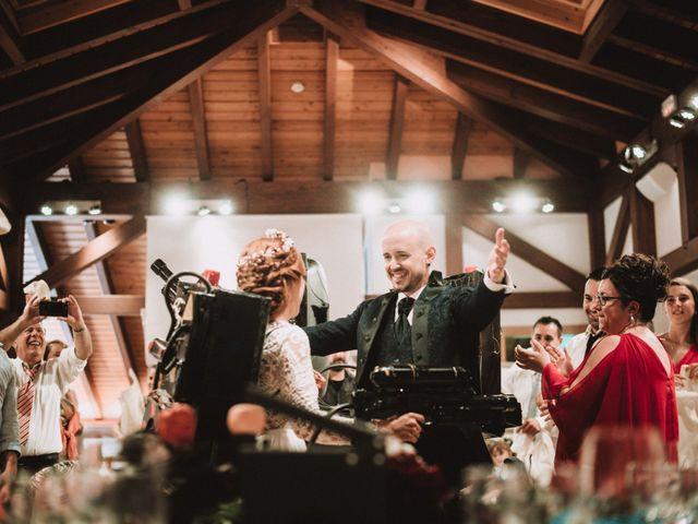 La boda de Aingeru y Laura en Quejana, Álava 60