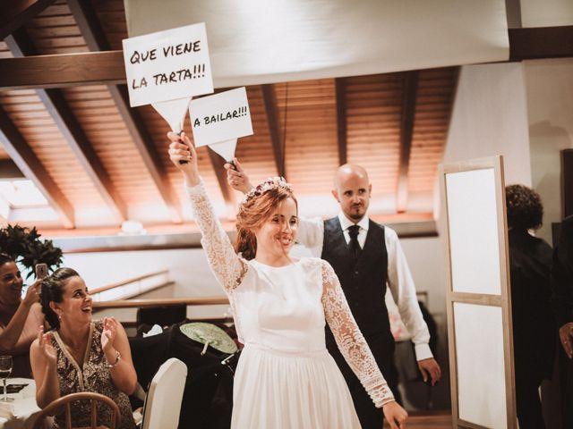 La boda de Aingeru y Laura en Quejana, Álava 65