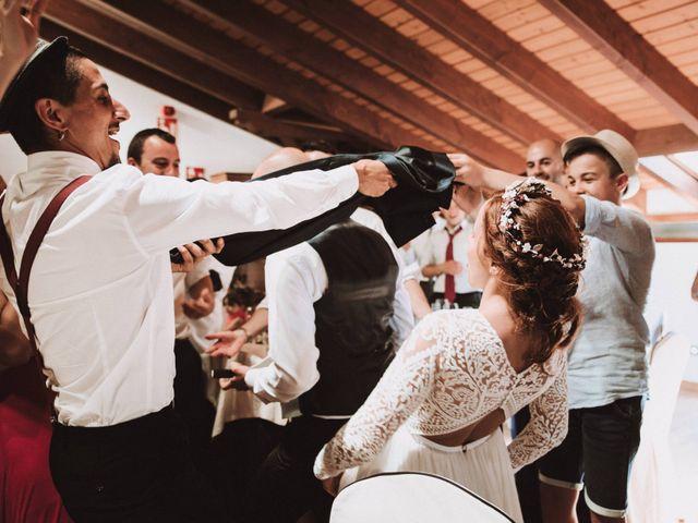 La boda de Aingeru y Laura en Quejana, Álava 68