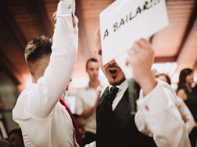 La boda de Aingeru y Laura en Quejana, Álava 69