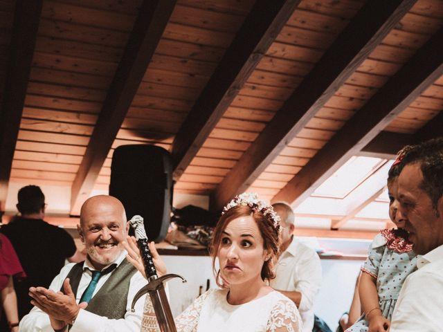La boda de Aingeru y Laura en Quejana, Álava 72