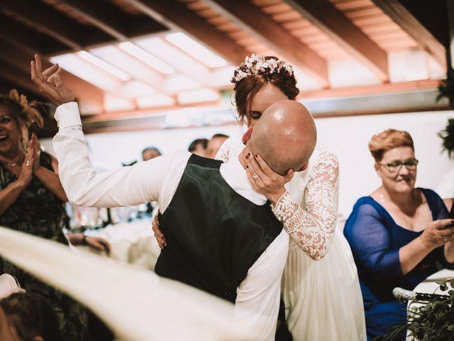 La boda de Aingeru y Laura en Quejana, Álava 74