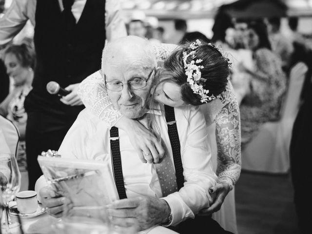 La boda de Aingeru y Laura en Quejana, Álava 79