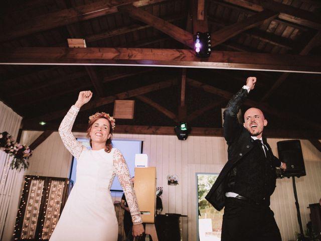 La boda de Aingeru y Laura en Quejana, Álava 91