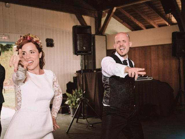 La boda de Aingeru y Laura en Quejana, Álava 92