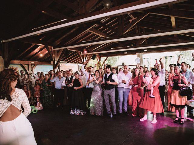 La boda de Aingeru y Laura en Quejana, Álava 93