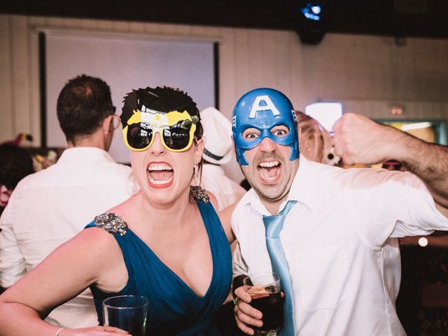 La boda de Aingeru y Laura en Quejana, Álava 99